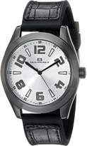 Oceanaut Men's OC7512 Analog Display Quartz Black Watch