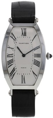 Cartier 1960 pre-owned Tonneau 26mm