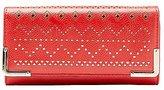 Charlotte Russe Metallic Laser Cut Wallet