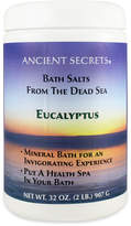 Ancient Secrets Eucalyptus Dead Sea Bath Salts by 2lb Salt)