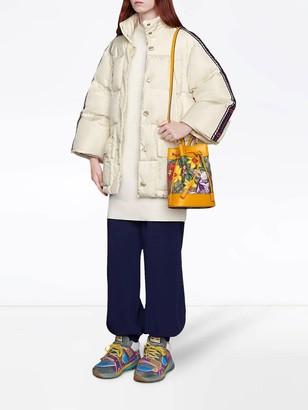 Gucci Ivory Puffer Jacket