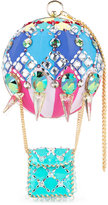 Manish Arora embellished clutch bag - women - Acetate - One Size