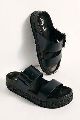 Fp Collection Kara Flatform Sandals