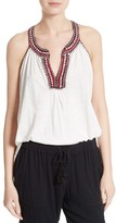 Soft Joie Women's Yvanna Embroidered Top