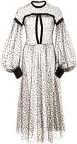 Jill Stuart Pamela Dot Dress