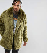The New County Faux Fur Jacket