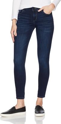 DL1961 Women's Margaux Instasculpt Ankle Skinny Jeans Pants