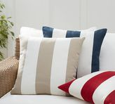 Pottery Barn PB Classic Stripe Indoor/Outdoor Pillow