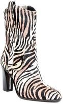 Donald J Pliner Women's OLIVIA - Tiger Haircalf Boot