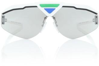 Prada Mirrored sunglasses