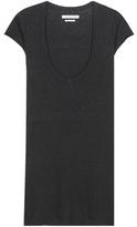 Etoile Isabel Marant Isabel Marant, Étoile Kenton linen T-shirt