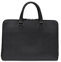 Salvatore Ferragamo Revival 3.0 Leather Briefcase