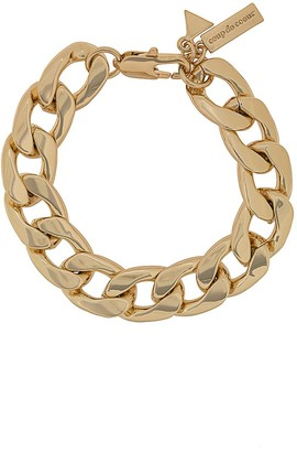 Coup De Coeur Chunky Chain Bracelet