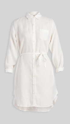 Birds of Paradis Rowene Classic Short Shirtdress