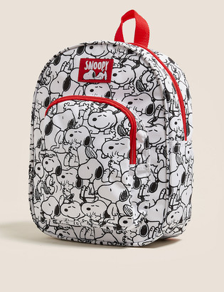 Marks and Spencer Kids' Snoopy Water Repellent Backpack