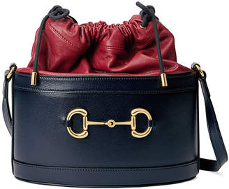 Gucci 1955 Horsebit Mini Leather Shoulder Bag