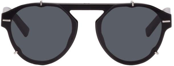 Christian Dior Black BlackTie254S Sunglasses