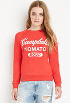 Forever 21 Campbells Graphic Sweatshirt