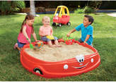 Little Tikes Cozy Coupe 4.17' Rectangular Sandbox