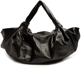 The Row The Ascot leather tote