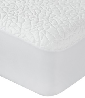 Protect A Bed Protect-a-Bed Twin Therm-a-Sleep Snow Waterproof Mattress Protector ft. Nordic Chill Fiber and Tencel