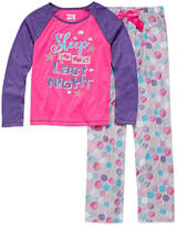 CLOUD 9 Cloud 9 2-pc. Pant Pajama Set Girls