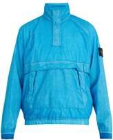 Stone Island Kangaroo-pocket jacket