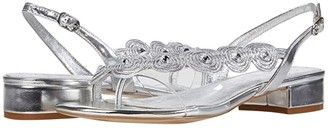 Adrianna Papell Delilah (Silver) Women's Shoes