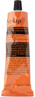 Aesop Rind Concentrate Body Balm, 100 mL