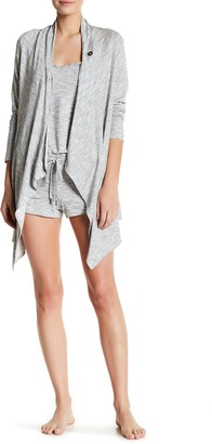 Felina Wrap Front Sweatshirt