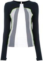 NO KA 'OI No Ka' Oi - longsleeved T-shirt - women - Polyamide/Spandex/Elastane - S