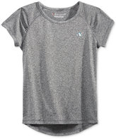 Champion High-Low Hem T-Shirt, Little Girls (4-6X)