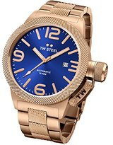 TW Steel Men's CB186 Analog Display Quartz Rose Gold Watch