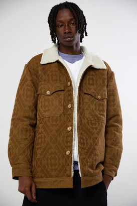 One World Brothers Sherpa Lined Jacket
