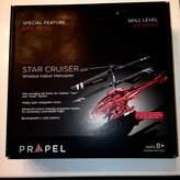 Propet Star Cruiser Wireless Indoor Helicopter