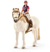 Schleich NEW Recreational Rider With Horse
