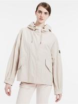 Calvin Klein Short Hooded Parka Jacket