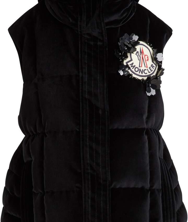 Simone Rocha Moncler Genius 4 Moncler Jane vest