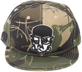 Haculla - camouflage print face cap - unisex - Cotton - One Size