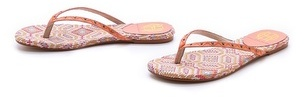 House Of Harlow Carter Flip Flops