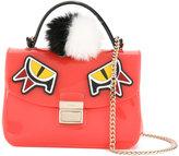 Furla Candy jungle crossbody bag - women - PVC - One Size