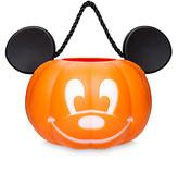 Disney Mickey Mouse Light Up Pumpkin Bucket