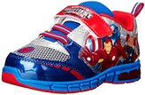 Disney Avengers 912 Lighted Athletic Sneaker (Toddler/Little Kid)