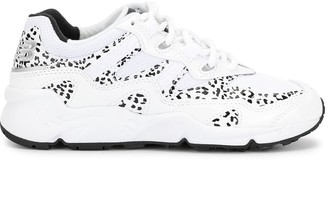 New Balance 850 Leopard Print Sneakers