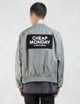 Cheap Monday Rank Patch Bomber Jacket