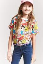 Forever 21 Girls Snow White Tee (Kids)