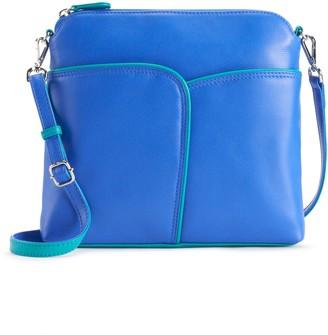 ili Leather Crossbody & Shoulder Bag