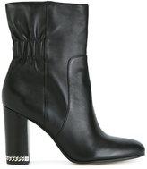 MICHAEL Michael Kors 'Dolores' boots - women - Leather/rubber - 38.5