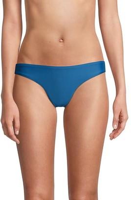 FREE PEOPLE MOVEMENT Back-Ruched Bikini Bottom