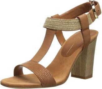 Lola Cruz Women's Chain Detail City Sandal